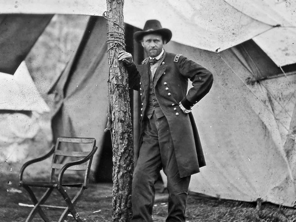 Gen. Ulysses S. Grant - Unconditional Surrender